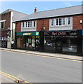 ST1797 : Red Chilli, High Street, Blackwood by Jaggery