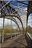 NZ1164 : Hagg Bank Bridge, Wylam by Graham Robson