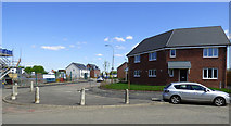 NS4865 : New houses on New Inchinnan Road by Thomas Nugent