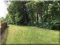 SJ8645 : Gate into Stoke (Hartshill) Cemetery by Jonathan Hutchins