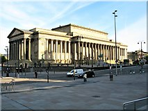SJ3490 : St George's Hall, Liverpool by G Laird