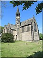 NZ2253 : The Church of St Paul at West Pelton by Peter Wood