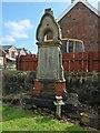 NS3878 : Millburn Kirkyard: Murray Memorial by Lairich Rig