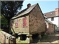 SU0272 : Former granary, Freeth Farm by Vieve Forward