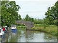 SP5366 : Humphris Bridge near Braunston in Northamptonshire by Roger  Kidd