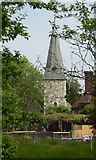 TR1859 : The church of St. Mary the Virgin, Fordwich by pam fray
