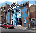 SY0080 : Community Church - off Rolle Street by Betty Longbottom