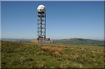 SO5977 : Met Office weather radar beacon by Philip Halling