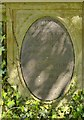 SK6515 : Tomb of Thomas and Elizabeth Beasley, Thrussington churchyard by Alan Murray-Rust