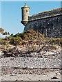 NH7656 : Bartizan Fort George by valenta