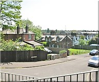TG2407 : View from the northern end of Hardy Road by Evelyn Simak