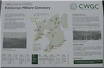 NR2163 : Kilchoman Military Cemetery by M J Richardson