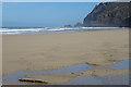 SW6949 : Sandy Beach by Anne Burgess