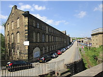 SE0641 : Low Mill Lane by Jonathan Thacker