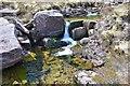 NG7943 : Cascade and pools, Allt Coire nan Arr by Jim Barton
