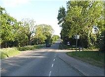TL3251 : Ermine Way, Arrington by David Howard