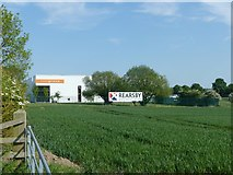 SK6513 : Rearsby Business Park by Alan Murray-Rust
