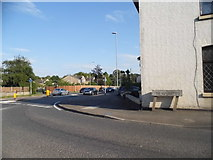 TL3444 : The Causeway at the junction of Old North Road by David Howard