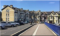 TQ3370 : Top end of Farquhar Road, Upper Norwood, south London by Robin Stott