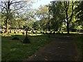SJ8645 : Stoke (Hartshill) Cemetery (15) by Jonathan Hutchins