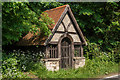 TQ2756 : Wellhouse by Ian Capper
