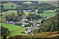 NY3205 : Chapel Stile From Above by Robert Struthers