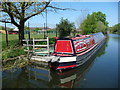 SK0505 : Millfield Primary School's narrowboat by Christine Johnstone