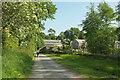 SX4866 : Road at Buckland Abbey by Derek Harper