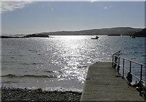 NC1648 : Slipway, Port of Tarbet by Gordon Hatton