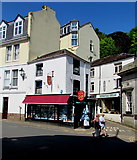 SX2553 : The Looe Gift Shop, Fore Street, East Looe by Jaggery