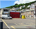 SX2553 : Looe Community Fire Station, Church Street, West Looe by Jaggery