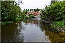 TG1508 : Bawburgh: The River Yare by Michael Garlick