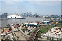 TQ3980 : Cable Car View 1 by Des Blenkinsopp