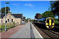 NH7882 : A Train in Tain by Chris Heaton