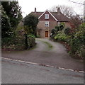 SO7225 : Old Rectory, Culver Street, Newent by Jaggery