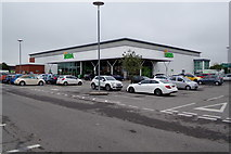 TM1542 : Asda Stoke Park Superstore by Adrian Cable