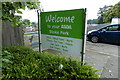TM1542 : Welcome to Asda Stoke Park Superstore by Adrian Cable