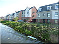 SK0101 : Canalside homes on Razorbill Way, Harden by Christine Johnstone