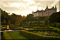 NC8500 : Dunrobin Castle and Gardens, Sutherland by Andrew Tryon