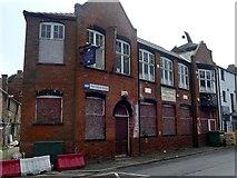 TA2711 : Former club on Fish Dock Road by Graham Hogg