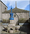 NJ9967 : Temperance fountain, Fraserburgh by Bill Harrison