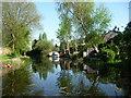 SJ9501 : The Wyrley & Essington Canal in use by Christine Johnstone