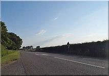 TL2557 : The B1040 south of Eltisley by David Howard