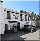SX2553 : West Looe Stores, Looe by Jaggery