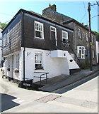 SX2553 : Old Malt House, West Looe Hill, Looe by Jaggery