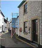 SX2553 : Wur Lowen Cottage, Church Street, West Looe by Jaggery