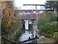 SJ8398 : Manchester and Salford Junction Canal by Gerald England