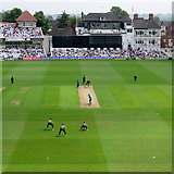SK5838 : A One Day Cup match at Trent Bridge by John Sutton