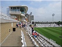 SK5838 : Trent Bridge Cricket Ground: a new look by John Sutton