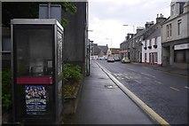 NO2501 : High Street, Leslie by Richard Webb